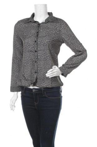 Дамска риза Me You Concept, Размер M, Цвят Зелен, Полиестер, Цена 11,00лв.