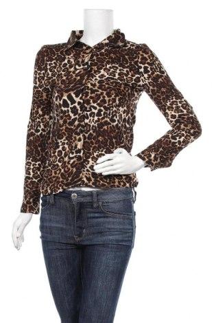 Дамска риза Me You Concept, Размер S, Цвят Многоцветен, Полиестер, Цена 13,57лв.