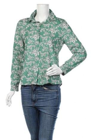 Дамска риза Me You Concept, Размер M, Цвят Зелен, Полиестер, Цена 44,25лв.