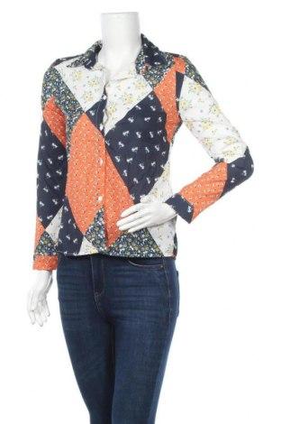Дамска риза Me You Concept, Размер S, Цвят Многоцветен, Полиестер, Цена 12,42лв.