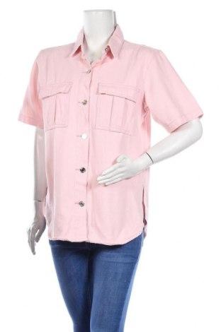 Дамска риза Missguided, Размер S, Цвят Розов, Цена 38,00лв.
