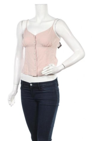 Дамска риза New Look, Размер S, Цвят Лилав, Полиестер, Цена 14,00лв.