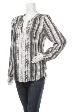 Γυναικείο πουκάμισο Soya Concept, Μέγεθος L, Χρώμα Γκρί, Βισκόζη, Τιμή 10,52€
