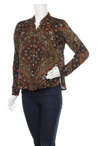 Γυναικείο πουκάμισο Stella Forest, Μέγεθος M, Χρώμα Πολύχρωμο, Βισκόζη, Τιμή 29,92€