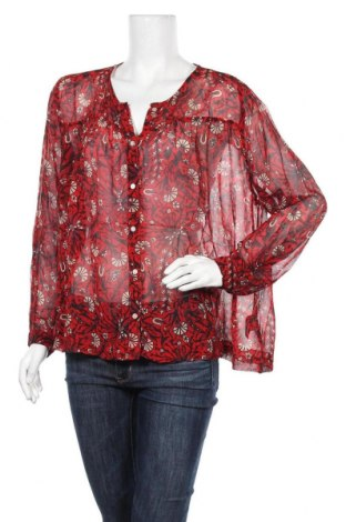 Γυναικείο πουκάμισο Stella Forest, Μέγεθος L, Χρώμα Κόκκινο, Βισκόζη, Τιμή 25,29€