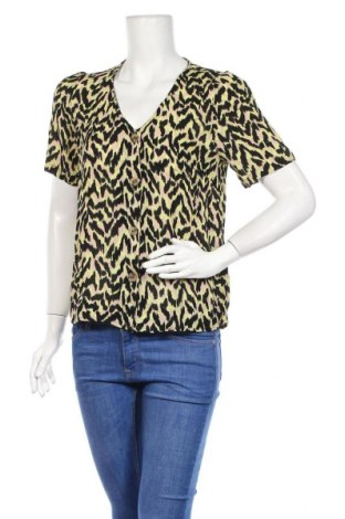 Дамска риза Vero Moda, Размер M, Цвят Многоцветен, Вискоза, Цена 31,85лв.