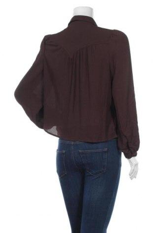 Дамска риза Vero Moda, Размер S, Цвят Лилав, 99% полиестер, 1% еластан, Цена 13,50лв.