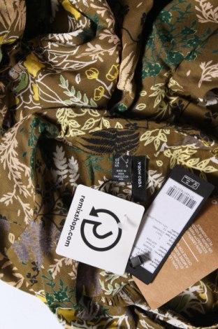 Дамска риза Vero Moda, Размер S, Цвят Зелен, Вискоза, Цена 13,50лв.