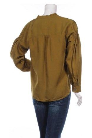 Дамска риза Vero Moda, Размер S, Цвят Зелен, Лиосел, Цена 13,50лв.