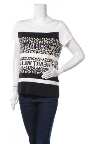 Дамска тениска Betty Barclay, Размер L, Цвят Многоцветен, 95% вискоза, 5% еластан, Цена 38,35лв.