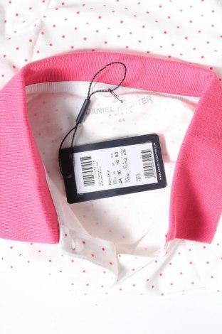 Дамска тениска Daniel Hechter, Размер XL, Цвят Бял, 95% памук, 5% еластан, Цена 38,40лв.