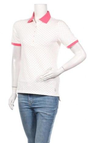 Дамска тениска Daniel Hechter, Размер XS, Цвят Бял, 95% памук, 5% еластан, Цена 38,40лв.