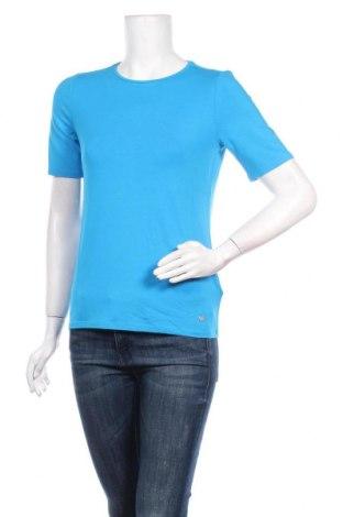 Дамска тениска Daniel Hechter, Размер XS, Цвят Син, 92% вискоза, 8% еластан, Цена 41,30лв.