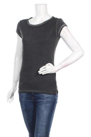 Дамска тениска Eleven Paris, Размер XS, Цвят Сив, Вискоза, Цена 40,12лв.