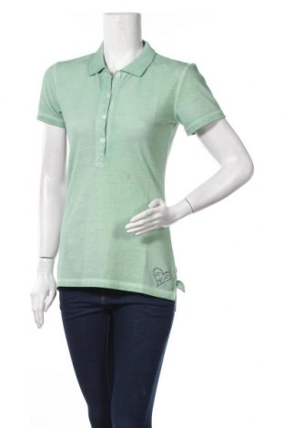 Γυναικείο t-shirt Frieda & Freddies, Μέγεθος XS, Χρώμα Πράσινο, Βαμβάκι, Τιμή 23,12€