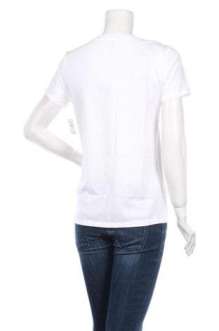 Дамска тениска Gap, Размер M, Цвят Бял, 100% памук, Цена 24,48лв.