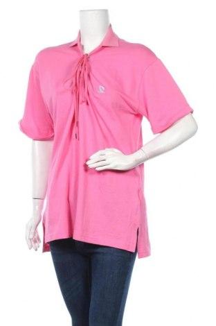 Дамска тениска Giorgio Di Mare, Размер XXL, Цвят Розов, 92% памук, 8% еластан, Цена 50,70лв.