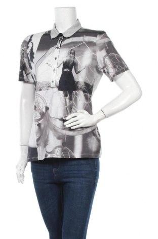 Γυναικεία μπλούζα Margittes, Μέγεθος M, Χρώμα Γκρί, Βαμβάκι, μοντάλ, ελαστάνη, Τιμή 8,96€