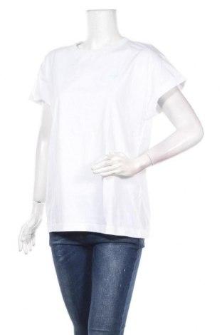 Дамска тениска Rich & Royal, Размер XL, Цвят Бял, Памук, Цена 39,20лв.