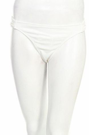 Дамски бански Anna Field, Размер L, Цвят Бял, 98% полиестер, 2% еластан, Цена 6,72лв.