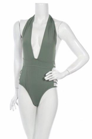 Дамски бански Sylvie Flirty, Размер M, Цвят Зелен, 88% полиамид, 12% еластан, Цена 9,72лв.