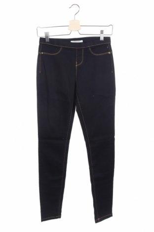 Дамски дънки Camaieu, Размер XS, Цвят Син, 78% памук, 20% полиестер, 2% еластан, Цена 13,57лв.