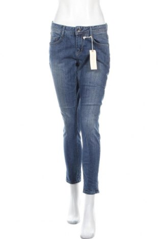 Γυναικείο Τζίν DDP, Μέγεθος M, Χρώμα Μπλέ, 99% βαμβάκι, 1% ελαστάνη, Τιμή 15,28€