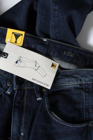 Дамски дънки G-Star Raw, Размер S, Цвят Син, 99% памук, 1% еластан, Цена 38,27лв.