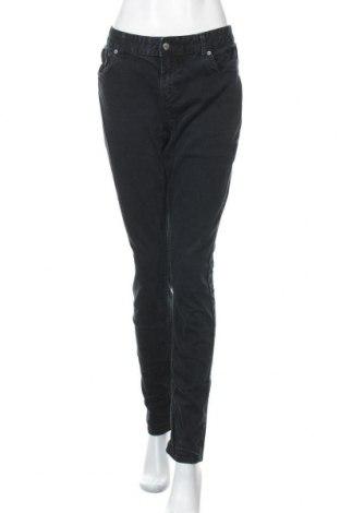 Дамски дънки Mossimo, Размер XL, Цвят Син, 99% памук, 1% еластан, Цена 24,15лв.