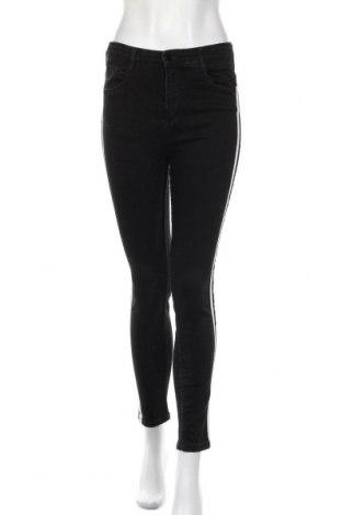 Дамски дънки Zara Trafaluc, Размер M, Цвят Черен, Цена 39,90лв.