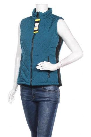 Γυναικείο γιλέκο Andrew Marc, Μέγεθος S, Χρώμα Πράσινο, Πολυεστέρας,ακρυλικό, Τιμή 54,17€