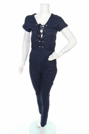 Γυναικεία σαλοπέτα Glamorous, Μέγεθος XS, Χρώμα Μπλέ, Πολυεστέρας, Τιμή 21,44€