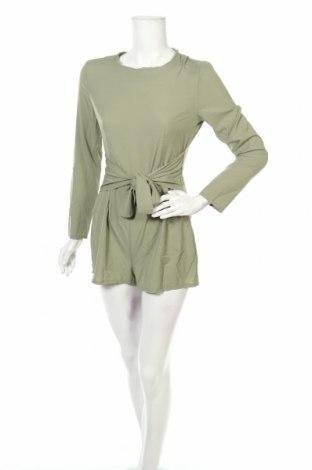 Дамски гащеризон Missguided, Размер S, Цвят Зелен, Цена 11,44лв.