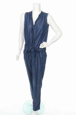 Γυναικεία σαλοπέτα Naf Naf, Μέγεθος L, Χρώμα Μπλέ, Lyocell, Τιμή 25,98€
