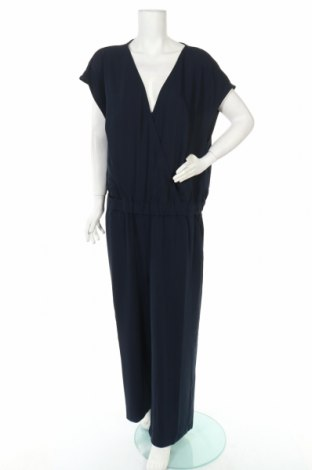 Γυναικεία σαλοπέτα Tom Tailor, Μέγεθος XXL, Χρώμα Μπλέ, Πολυεστέρας, Τιμή 42,14€