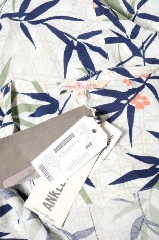 Γυναικεία σαλοπέτα Tom Tailor, Μέγεθος S, Χρώμα Πολύχρωμο, Βισκόζη, Τιμή 18,32€