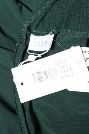 Γυναικεία σαλοπέτα Vila, Μέγεθος S, Χρώμα Πράσινο, 94% πολυεστέρας, 6% ελαστάνη, Τιμή 29,82€