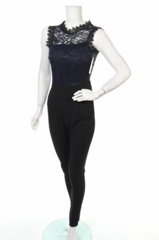 Γυναικεία σαλοπέτα William, Μέγεθος XS, Χρώμα Μαύρο, 95% πολυεστέρας, 5% ελαστάνη, Τιμή 8,14€
