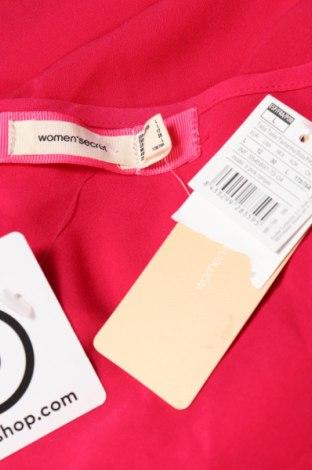 Γυναικεία σαλοπέτα Women'secret, Μέγεθος L, Χρώμα Ρόζ , Πολυεστέρας, Τιμή 15,21€
