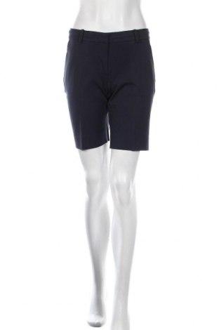 Дамски къс панталон Brooks Brothers, Размер XS, Цвят Син, 52% памук, 42% вискоза, 6% еластан, Цена 47,52лв.