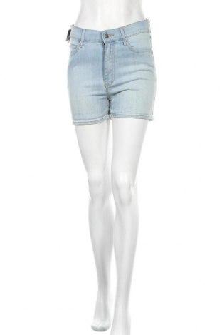 Γυναικείο κοντό παντελόνι Cheap Monday, Μέγεθος M, Χρώμα Μπλέ, 98% βαμβάκι, 2% ελαστάνη, Τιμή 12,12€