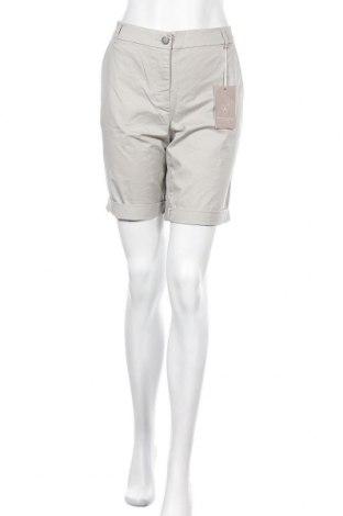 Γυναικείο κοντό παντελόνι Christian Berg, Μέγεθος M, Χρώμα  Μπέζ, 98% βαμβάκι, 2% ελαστάνη, Τιμή 12,63€