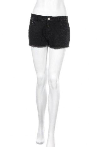 Γυναικείο κοντό παντελόνι Glamorous, Μέγεθος S, Χρώμα Μαύρο, Βαμβάκι, Τιμή 16,08€