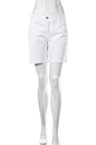 Γυναικείο κοντό παντελόνι Guido Maria Kretschmer, Μέγεθος L, Χρώμα Λευκό, 97% βαμβάκι, 3% ελαστάνη, Τιμή 18,35€