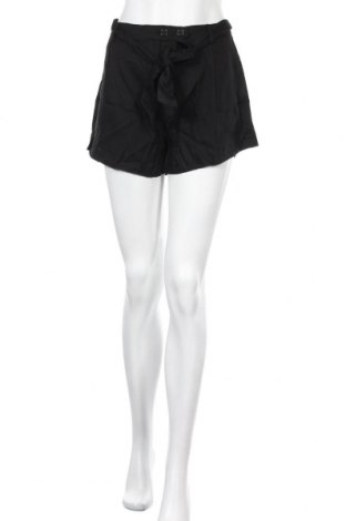 Pantaloni scurți de femei Irl, Mărime M, Culoare Negru, Viscoză, Preț 37,50 Lei