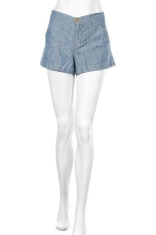 Γυναικείο κοντό παντελόνι J Brand, Μέγεθος XL, Χρώμα Μπλέ, Βαμβάκι, Τιμή 9,18€