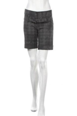 Γυναικείο κοντό παντελόνι Jones, Μέγεθος XS, Χρώμα Γκρί, 64% πολυεστέρας, 31% βισκόζη, 5% ελαστάνη, Τιμή 7,73€