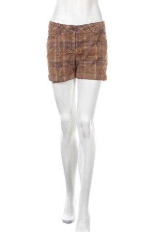 Дамски къс панталон Mbj, Размер S, Цвят Кафяв, 98% памук, 2% еластан, Цена 11,34лв.