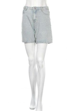 Γυναικείο κοντό παντελόνι Missguided, Μέγεθος XS, Χρώμα Μπλέ, Τιμή 12,47€