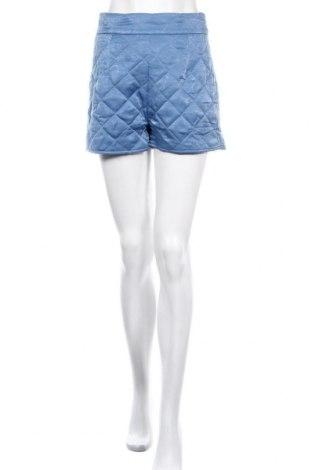 Γυναικείο κοντό παντελόνι Missguided, Μέγεθος XS, Χρώμα Μπλέ, Τιμή 10,21€